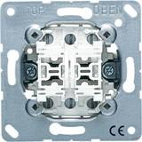 Jung Multi-Switch Doppeltaster mit 2x2 Schließern 532-4 U