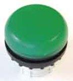 Eaton / Möller Leuchtmeldevorsatz flach,grün M22-L-G