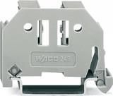 WAGO Endklammer 10mm breit grau 249-117