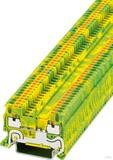 Phoenix Contact Schutzleiterreihenklemme AWG26-14 gn/ge PT 1,5/S-PE