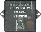 Legrand BTicino Videosignalverteiler in 2Draht-Anlagen 346841
