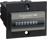 Schneider Electric Summenzähler 8-Segm.-Anz., 24VDC XBKT80000U00M
