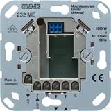 Jung Motor-Steuerungs-Einsatz Universal AC230V 232 ME