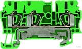 Weidmüller Schutzleiterklemme 2,5qmm gn/ge ZPE 2.5/3AN