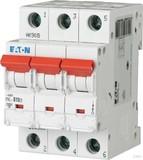 Eaton / Möller LS-Schalter mit Beschrift. C 10A, 3p PXL-C10/3