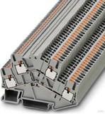 Phoenix Contact Durchgangsreihenklemme 0,14-4qmm, 5,2mm, grau PTTBS 2,5