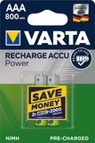 Varta Ready2Use Akku Micro 800mAh 2er